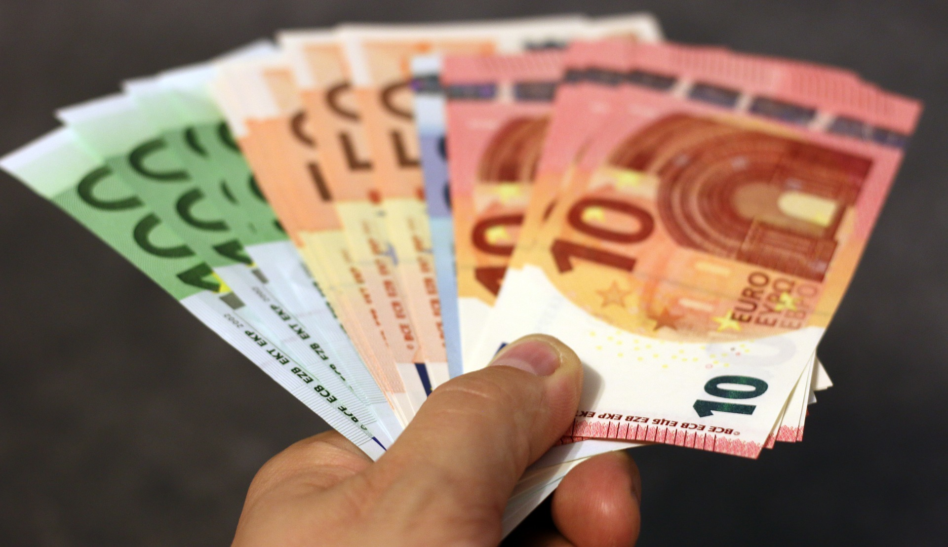Euro, Dotacje, COVID